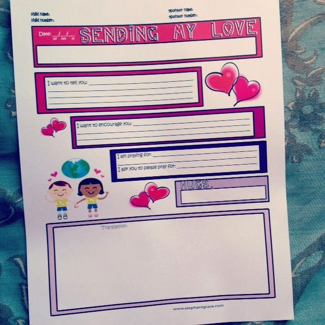 Compassion Letter Writing Template New 17 Best Images About My Love Passion Letter Writing On
