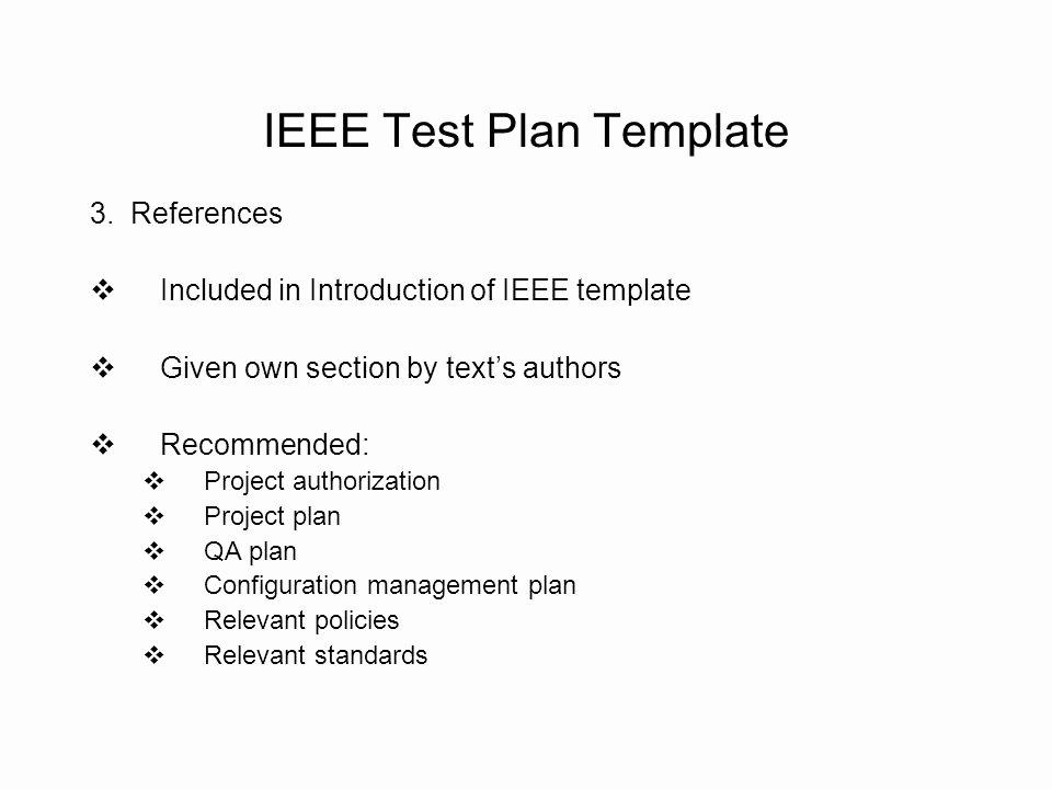 Configuration Management Plan Template Elegant Cis 74 Puter software Quality assurance Ppt Video