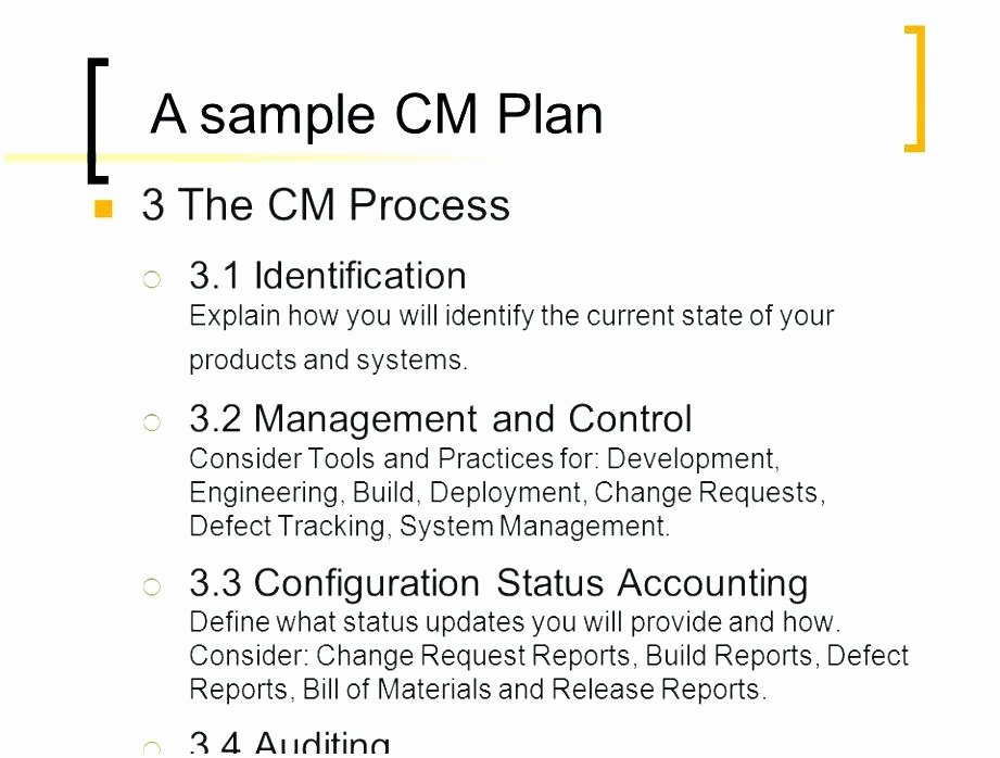 Configuration Management Plan Template Lovely Using Excel for Inventory Download by Tablet Desktop