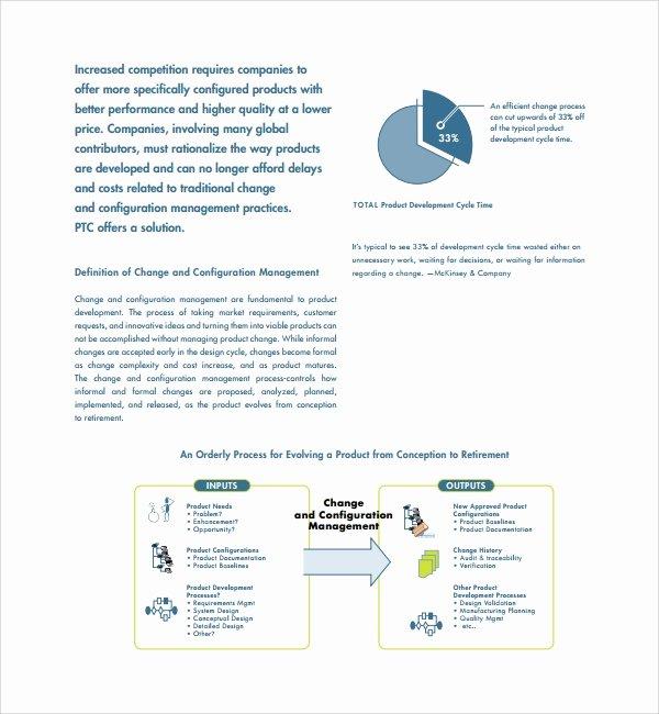 Configuration Management Plan Template New 9 Configuration Management Plan Templates