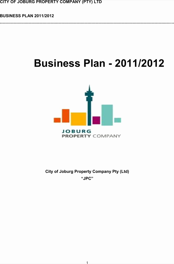 Construction Business Plan Template Elegant Download Construction Pany Business Plan Template for