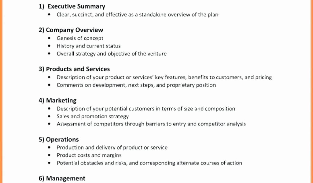 business continuity plan summary
