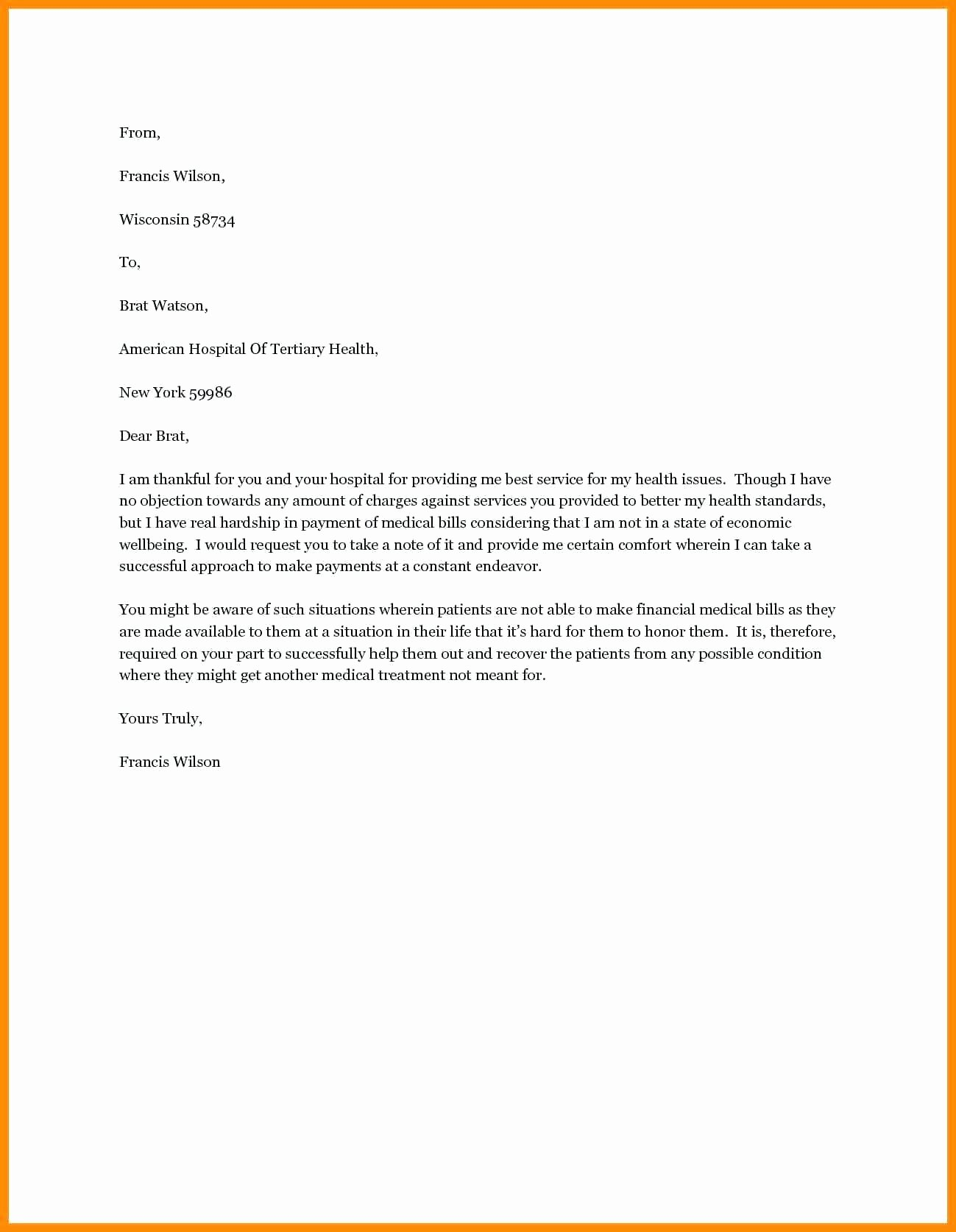 Contribution Letter for Loan Modification Sample Beautiful 401k Hardship Letter Template Download