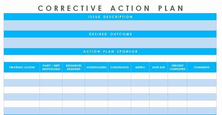 Corrective Action Plan Template Excel Inspirational Get Corrective Action Plan Template Excel – Microsoft