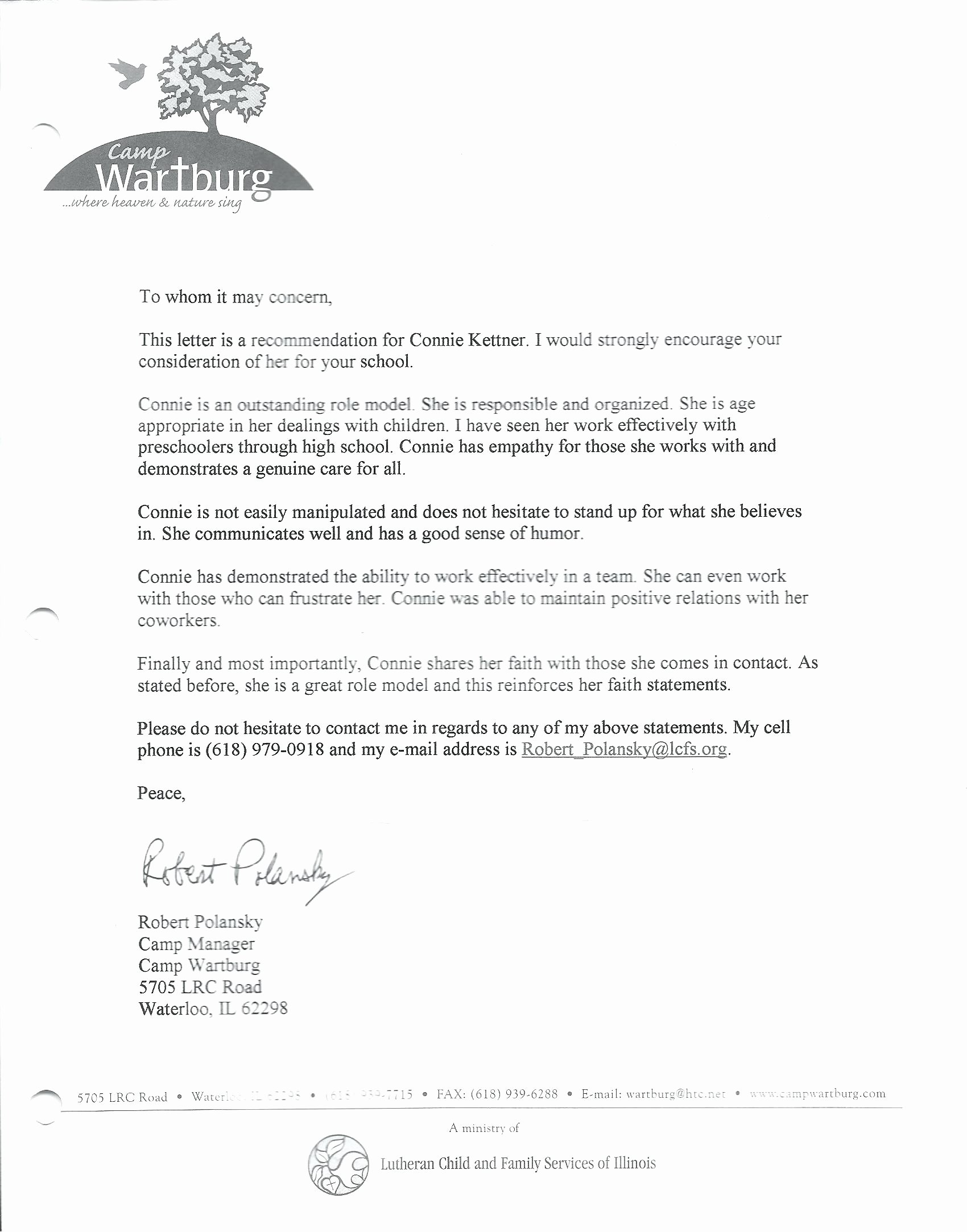 Counseling Letter Of Recommendation Awesome High School Counselor Re Mendation Letter – Platforme