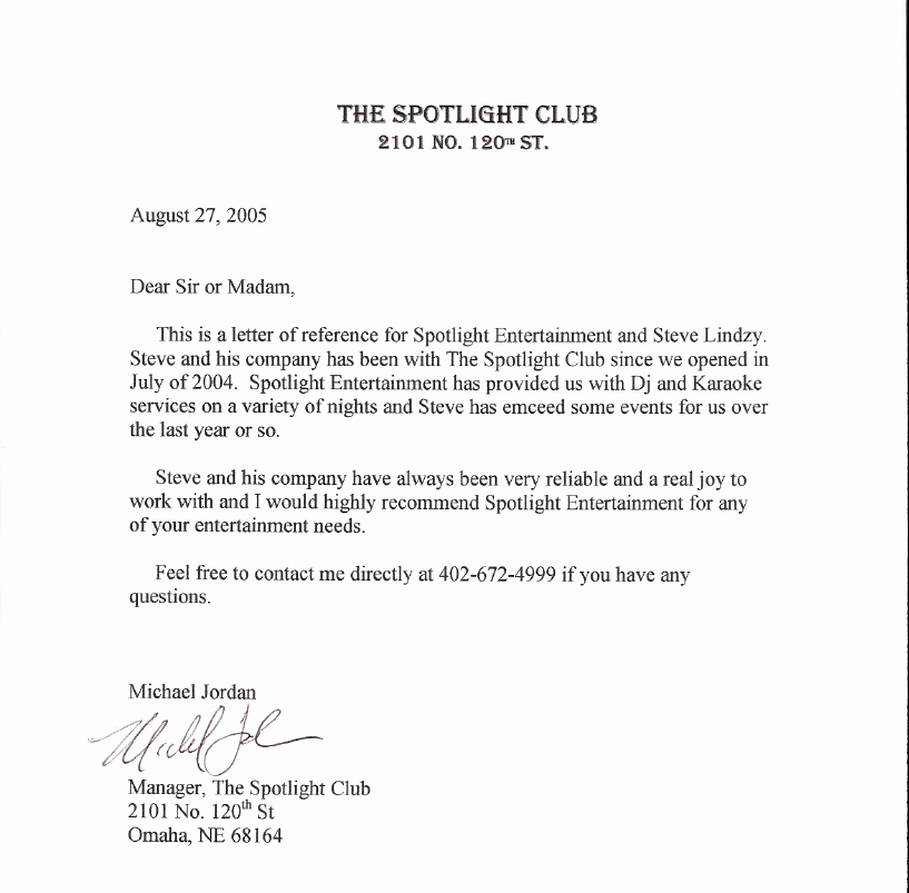Country Club Recommendation Letter Beautiful Best S Of Private Club Resignation Letter Country