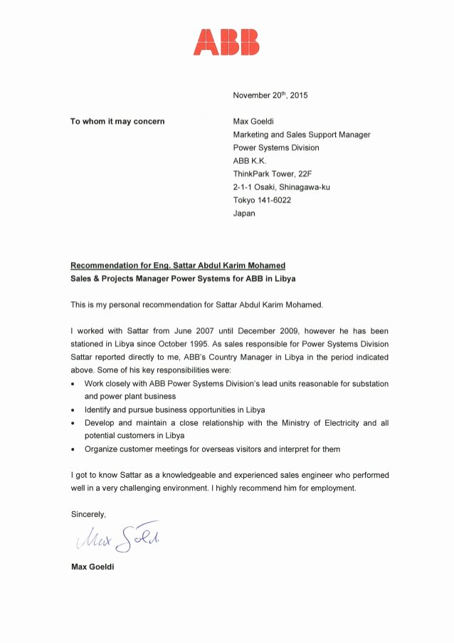 Country Club Recommendation Letter Unique Re Mendation Letter From Latest Lyabb Country Manager