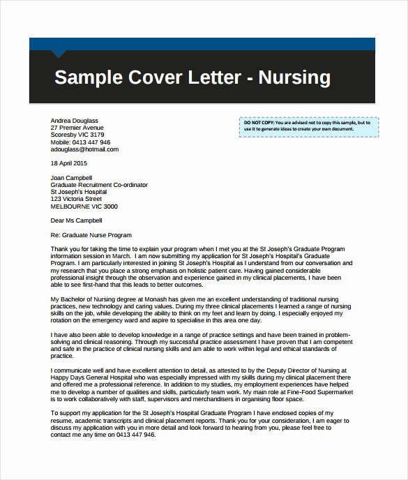 Cover Letter format Pdf Elegant 17 Professional Cover Letter Templates Free Sample