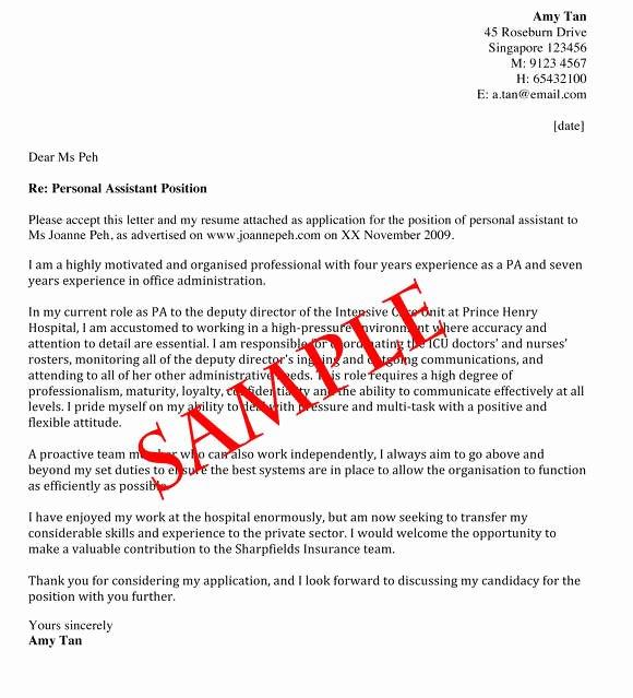 Cover Letter format Uf Luxury 영문 자기소개서 쓰는 방법 Tip