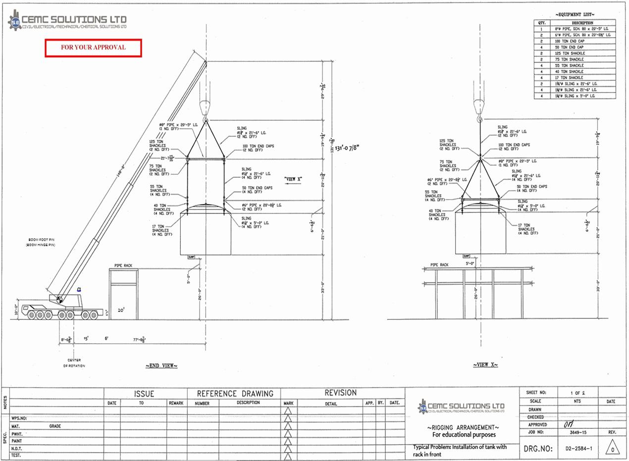 Crane Lift Plan Template Beautiful 80 Lifting Plan Example Relatively Marketingunication