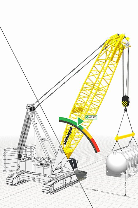 Crane Lift Plan Template Fresh Liebherr Updates the Integrated Planning software for
