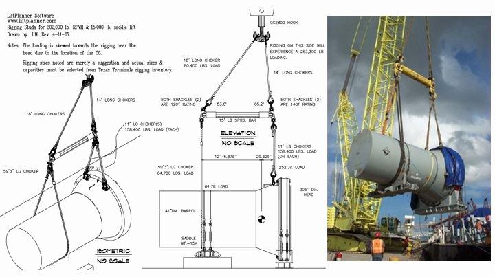 Crane Lifting Plan Template Best Of Liftplanner software