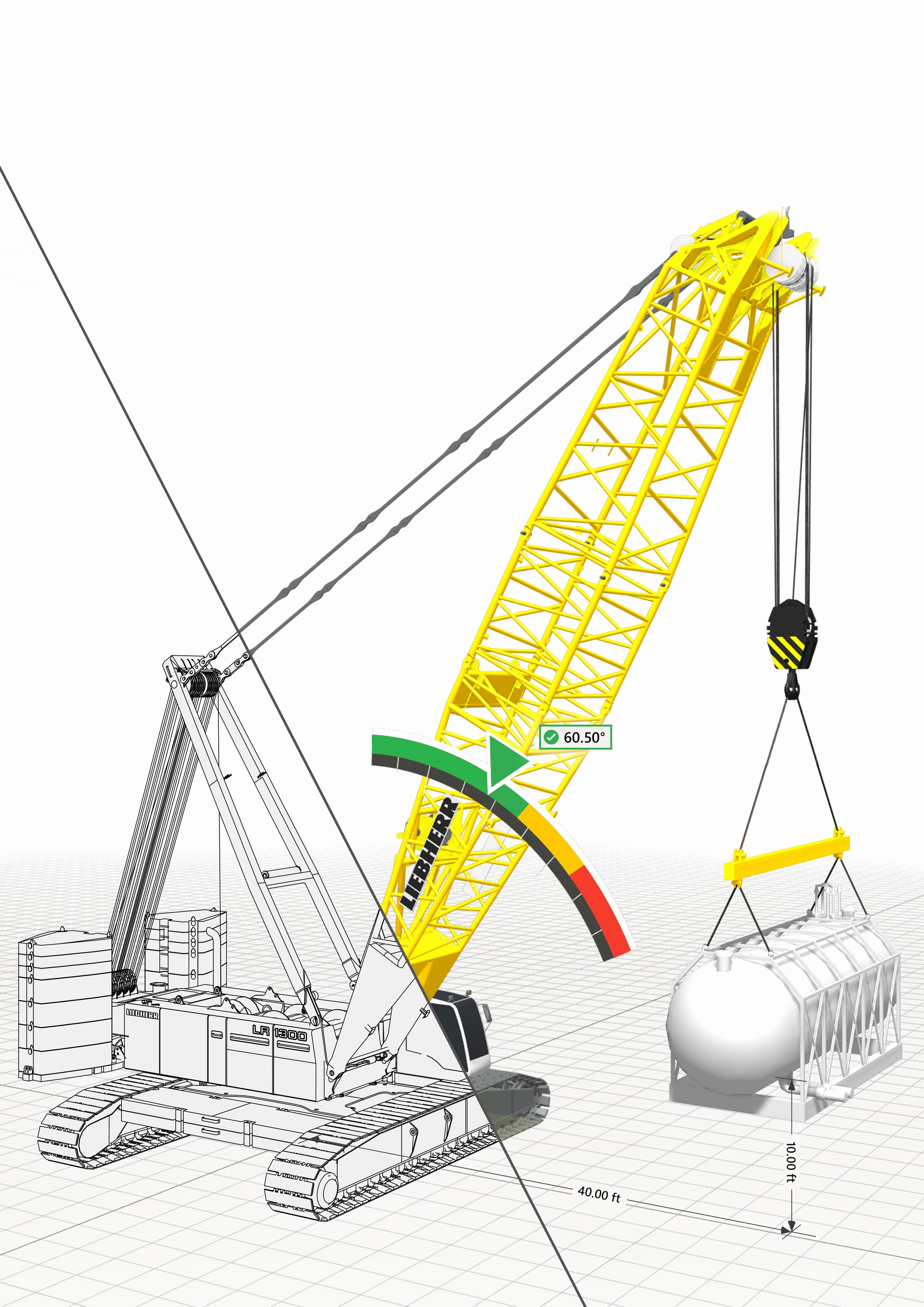 Crane Lifting Plan Template Lovely Liebherr Updates the Integrated Planning software for