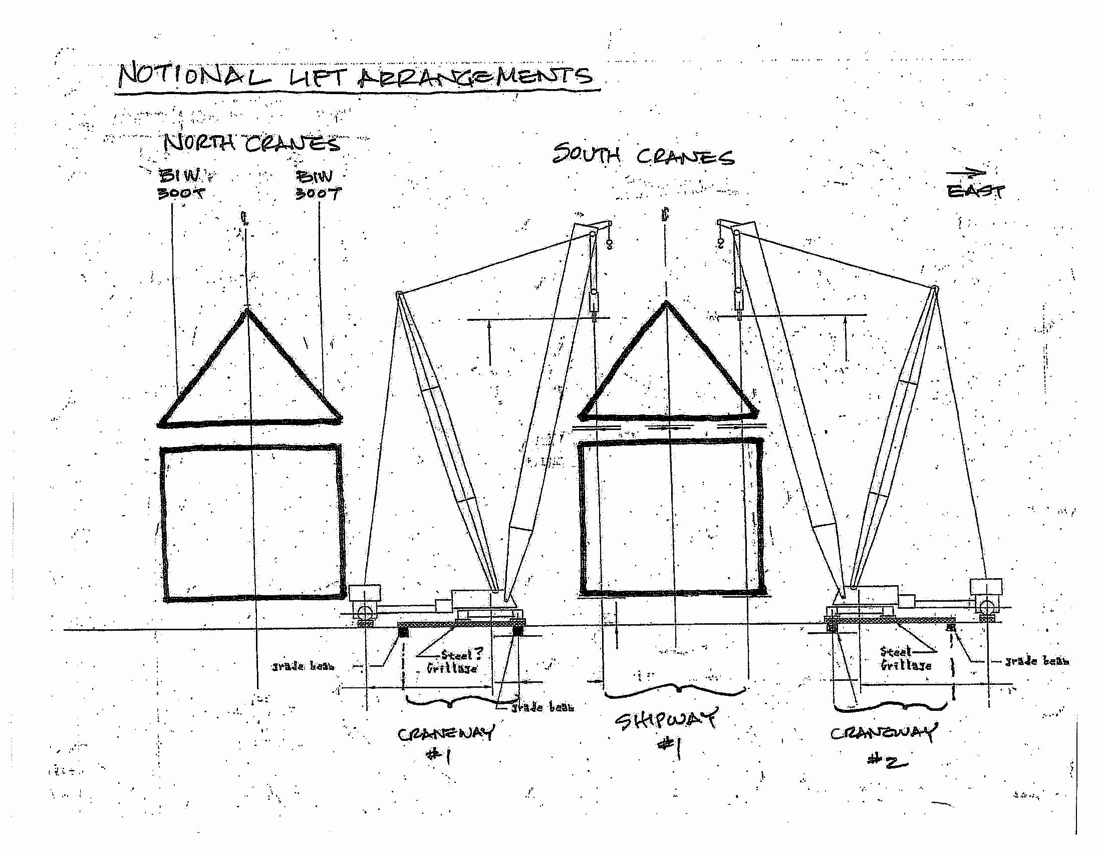 Crane Lifting Plan Template Luxury How to Setup Cad Based Crane Lift Plans