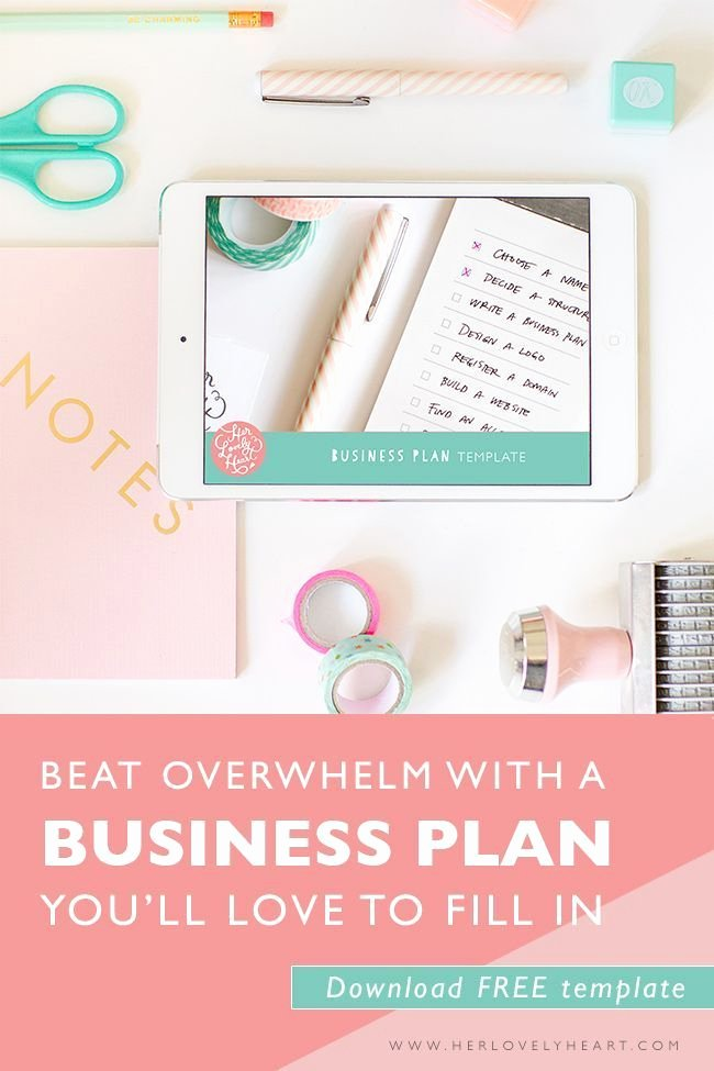 Creative Business Plan Template Beautiful 17 Best Ideas About Business Plan Template On Pinterest
