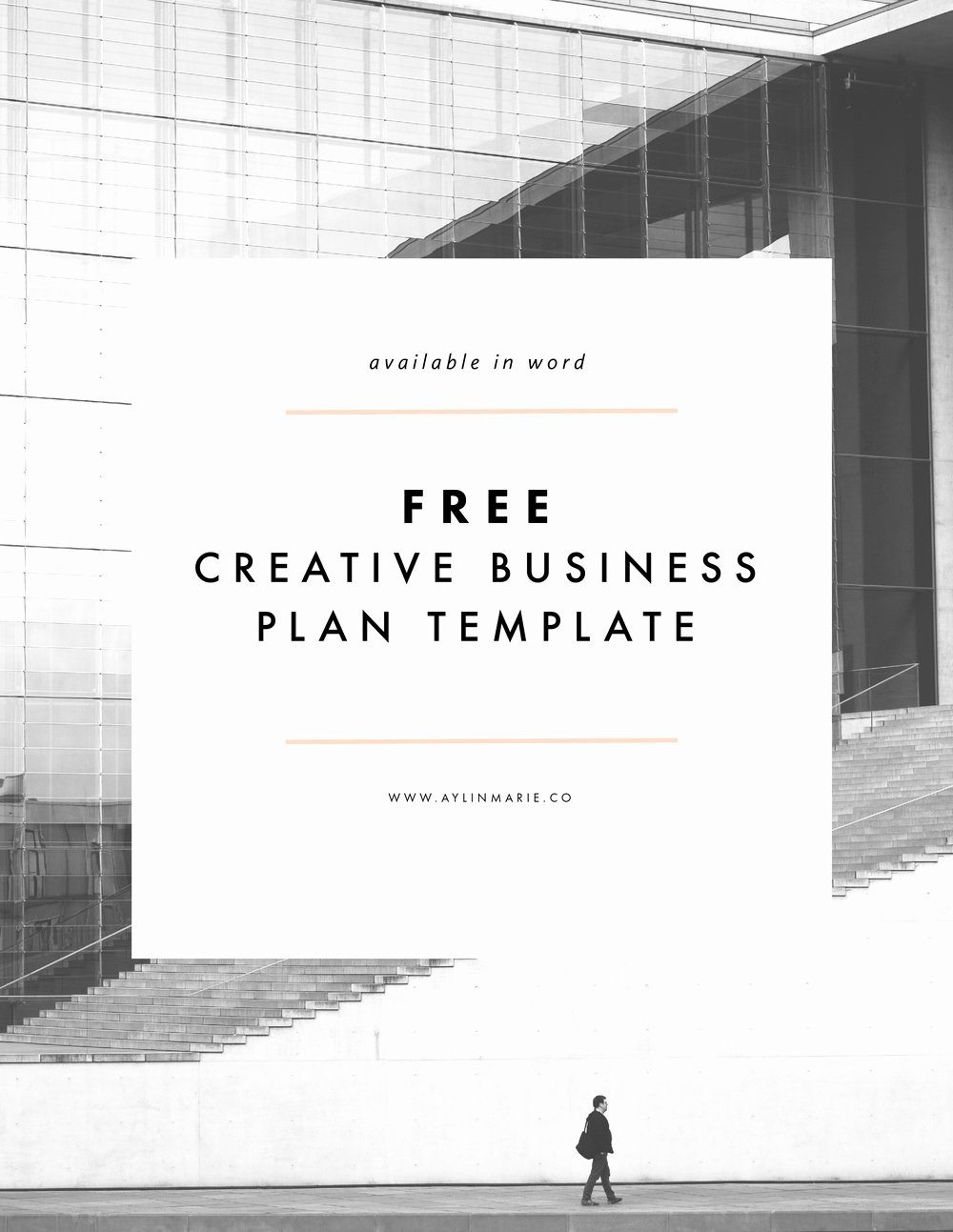 Creative Business Plan Template Inspirational Freebie Creative Business Plan Template