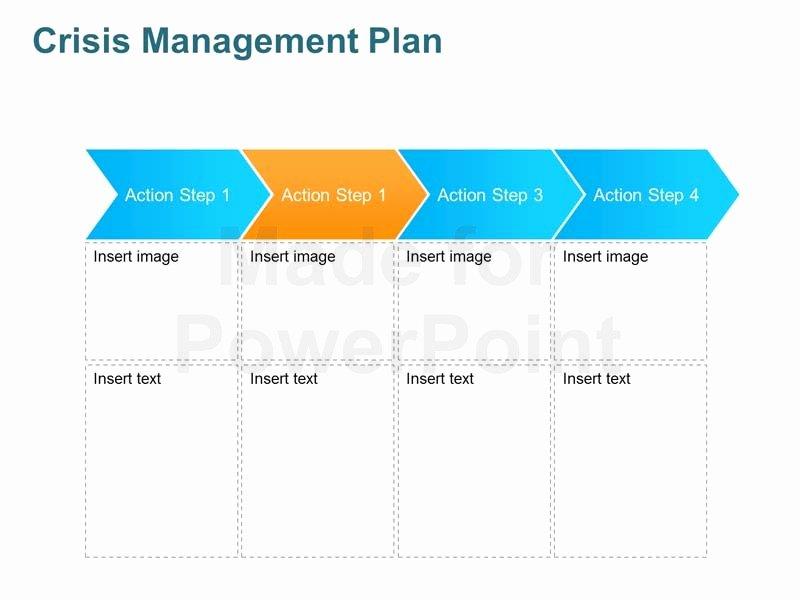 Crisis Management Plan Template Inspirational Crisis Management Plan Editable Template for Ppt