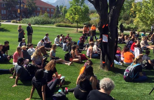 Cu Boulder Letter Of Recommendation Elegant Cu Boulder Students Sit In Silence Say No to Rape