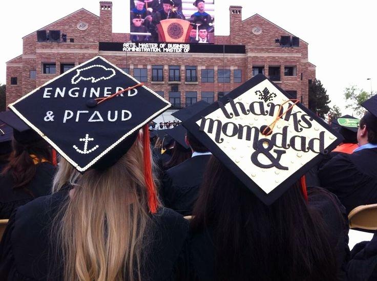 Cu Boulder Letter Of Recommendation Inspirational 188 Best Images About Graduation Caps On Pinterest