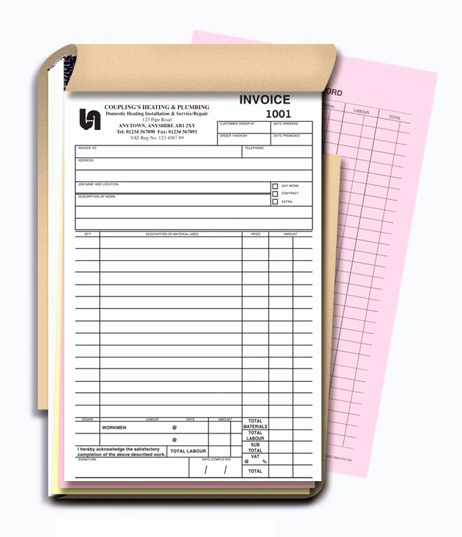 Custom Printed Receipt Books Fresh Line Buy wholesale Carbonless Receipt Book From China