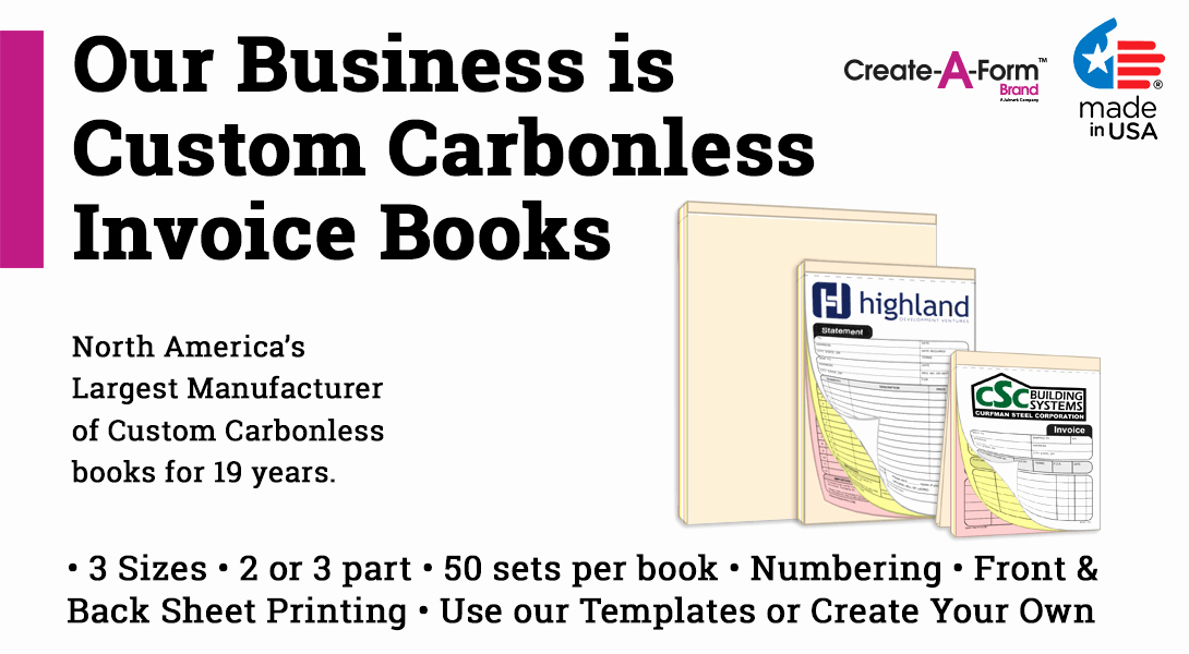 "Custom Sales Receipt Book Beautiful Ncr Invoice Receipt Books 5 5"" X 8 5"""
