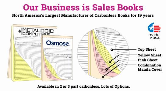 Custom Sales Receipt Book Best Of Custom Sales Receipt Books 4 25 X 5 5 Ncr