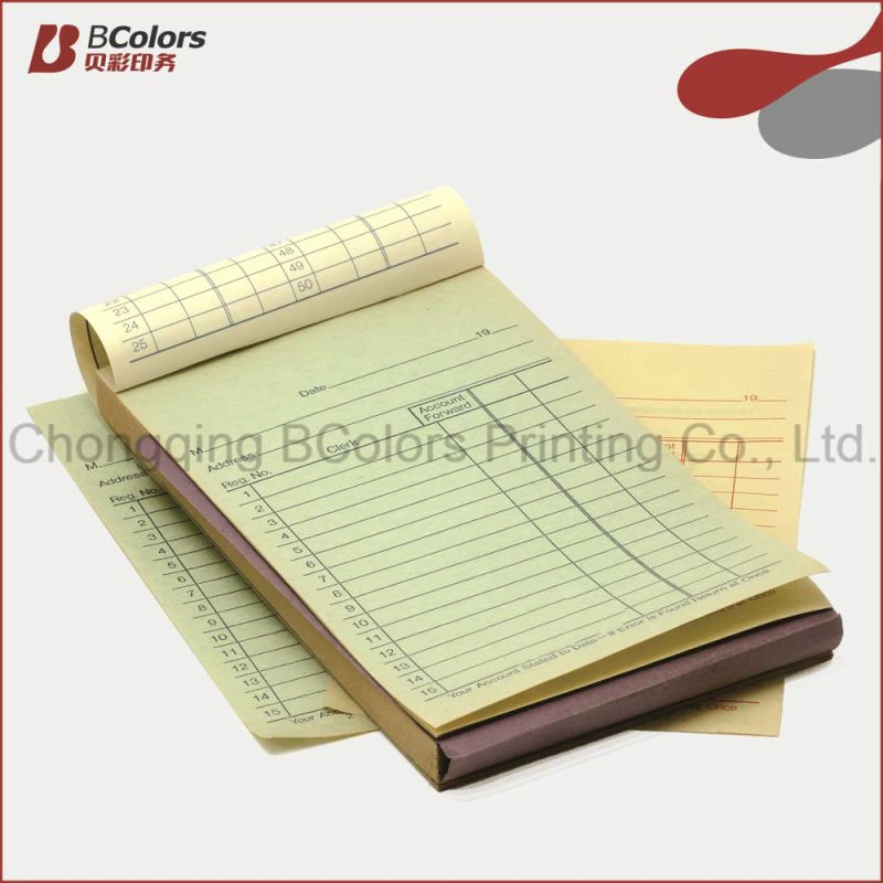 Custom Sales Receipt Book Unique China Custom Ncr Sales Receipt Books Of Payment & Hotel