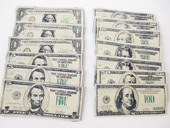 Customizable Fake Money Template Beautiful Unavailable Listing On Etsy