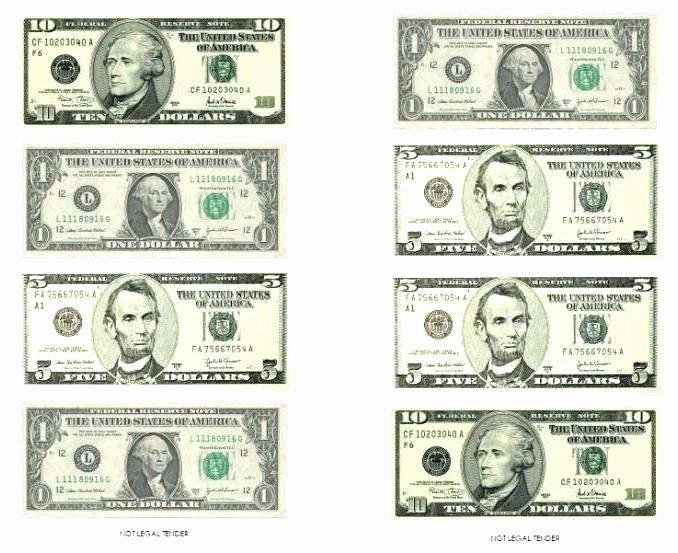 Customizable Fake Money Template Inspirational Fake Money Sheets – Jmpindustrie