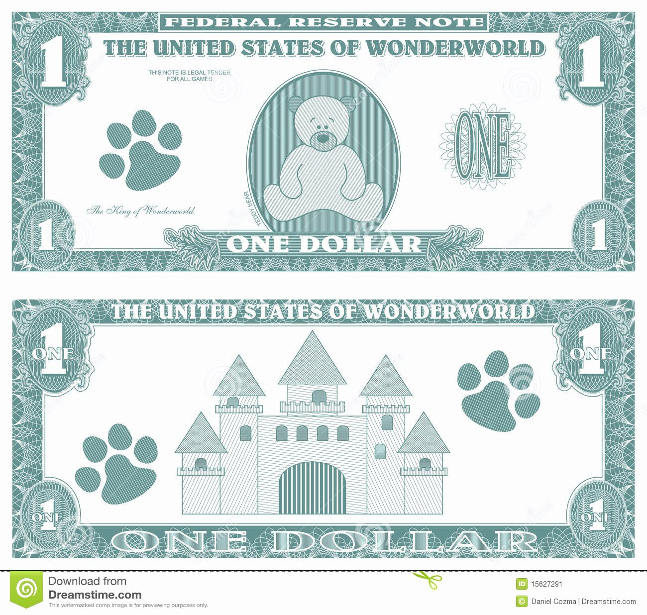 Customizable Fake Money Template Lovely Clipart Fake Money Clipground