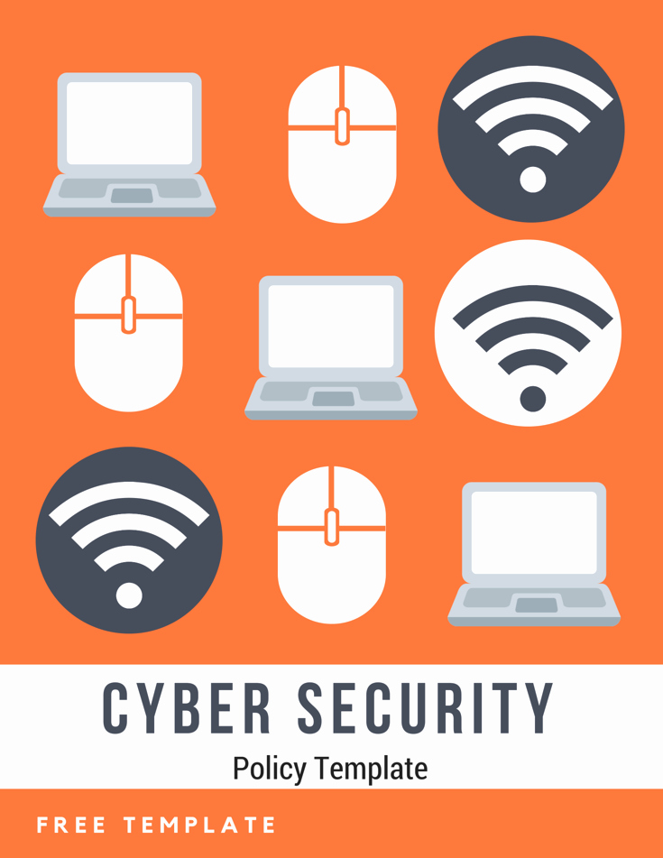 Cyber Security Plan Template Awesome Cyber Security Policy Handbook