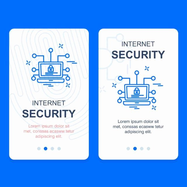 Cyber Security Plan Template Inspirational Cyber Security Poster Template for Free Download On Tree