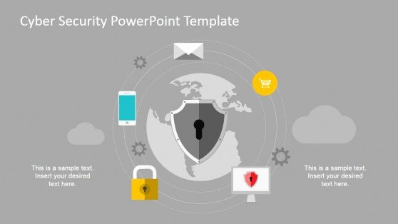 Cyber Security Plan Template New Digital Systems Powerpoint Icons