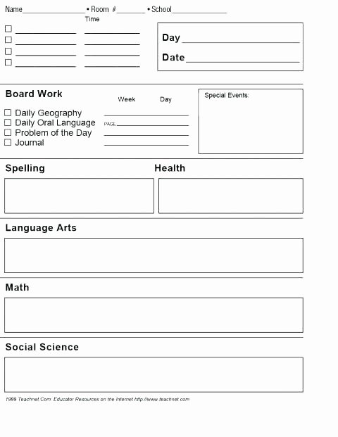 Daily Lesson Plan Template Doc New Geography Lesson Plans High School – Powertation