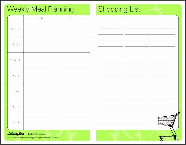 Daily Meal Plan Template Best Of 8 Weekly Meal Planner Editable Sampletemplatess