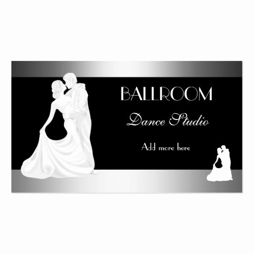 Dance Lesson Plan Template Fresh Ballroom Dance Studio Dancing Lessons 2 Double Sided