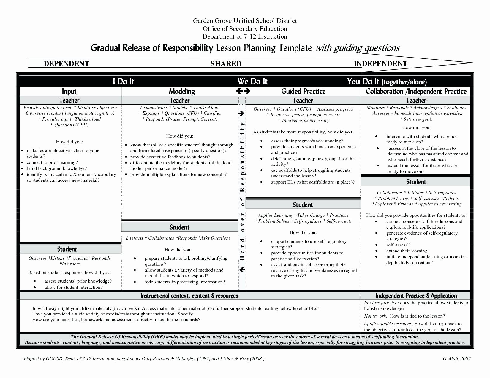 Dance Lesson Plan Template New High School Pe Lesson Plans View R Image High School