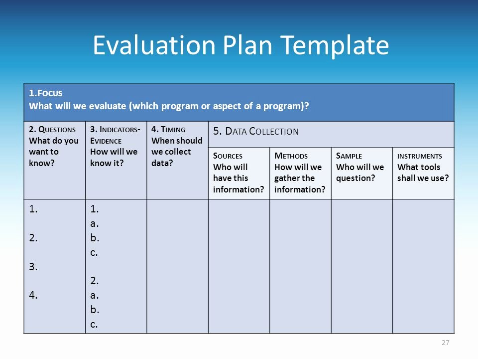 Data Collection Plan Template Unique Housekeeping All Participants are Automatically Muted by