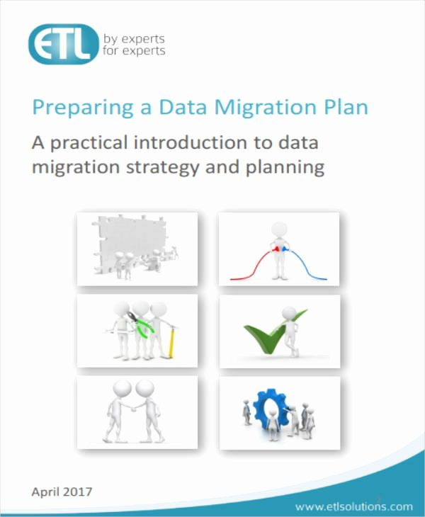 Data Migration Plan Template Beautiful 4 Migration Project Plan Templates Pdf