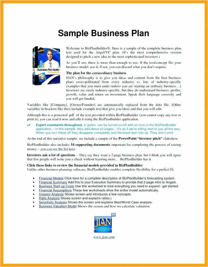 Daycare Business Plan Template Luxury Daycare Business Plan Pdf Sample Daycare Business Plan New