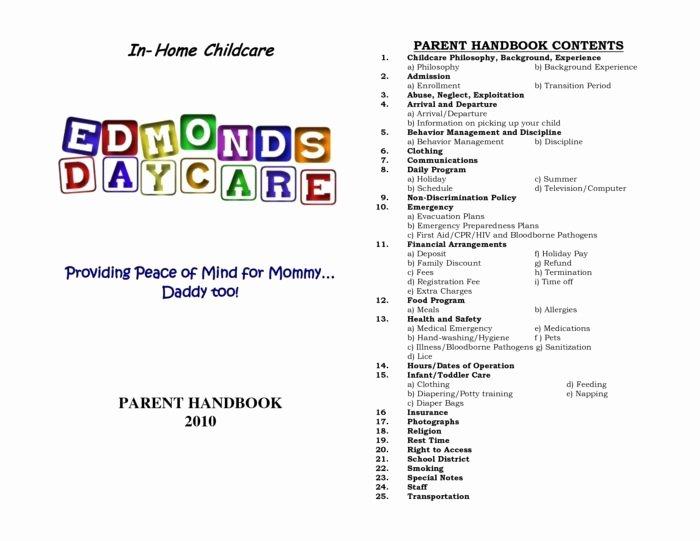 Daycare Emergency Preparedness Plan Template Fresh Emergency Preparedness Plan Template for Daycare