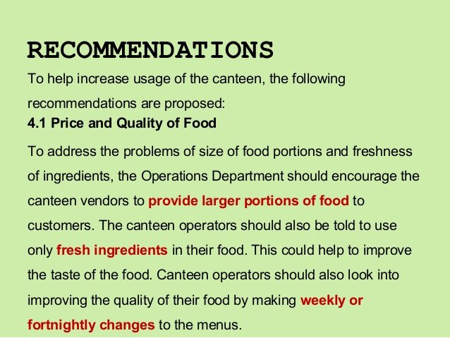 Define Letter Of Recommendation Awesome Report Writing Conclusions & Re Mendations Sections