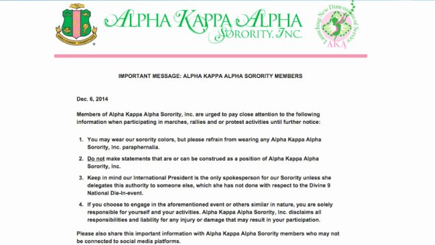 Delta Sigma theta Recommendation Letter Best Of Greeks Not to Wear Letters when Protesting Black Hair