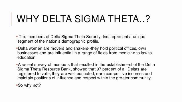 Delta Sigma theta Recommendation Letter Luxury Cld 495 Delta Sigma theta Final Presentation