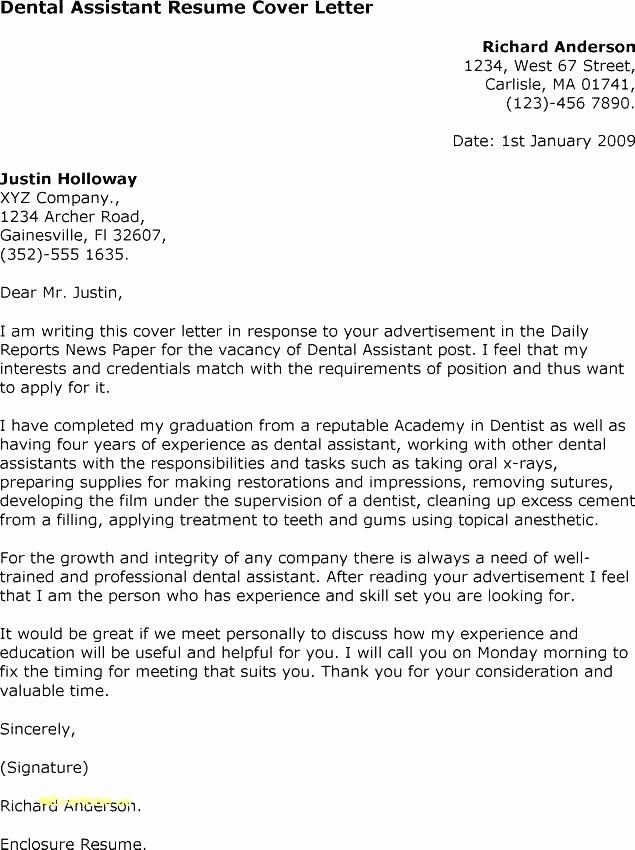 dental assistant letter of re mendation reference for dentist sample character cover assistan