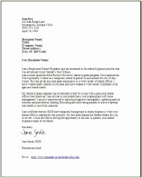 Dental Letter Of Recommendation Luxury Dental Hygienist Cover Letter Example Sample
