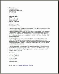 Dental Letter Of Recommendation Luxury Dental Hygienist Cover Letter Example Sample