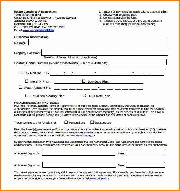 Dental Partnership Agreement Sample Luxury 5 Installment Payment Plan Agreement Template