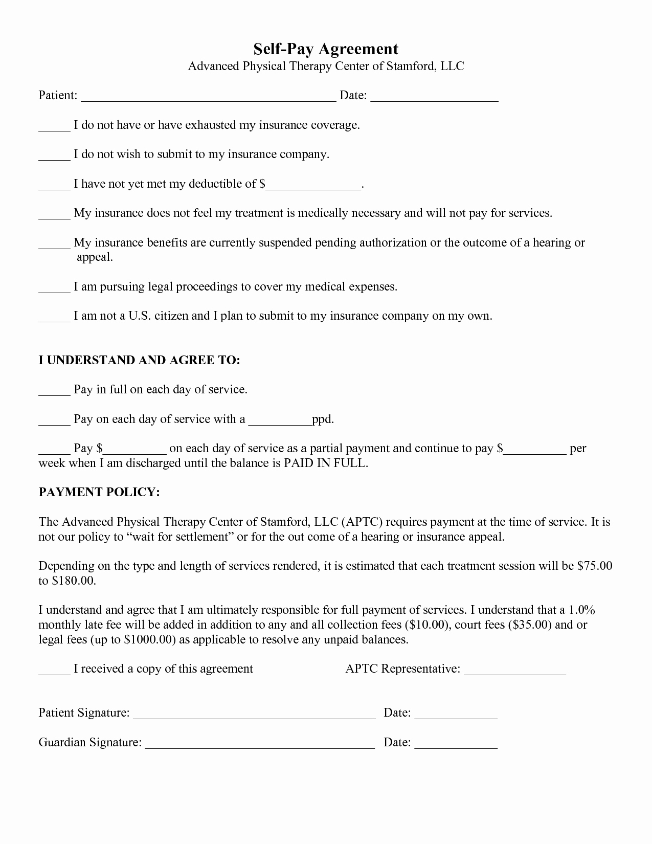 Dental Payment Plan Agreement Template Luxury Agreement Template Category Page 56 Efoza
