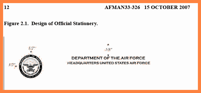Department Of the Navy Letterhead Template Best Of 8 Department Of Defense Letterhead Template